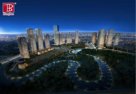 万科文冲城市之光