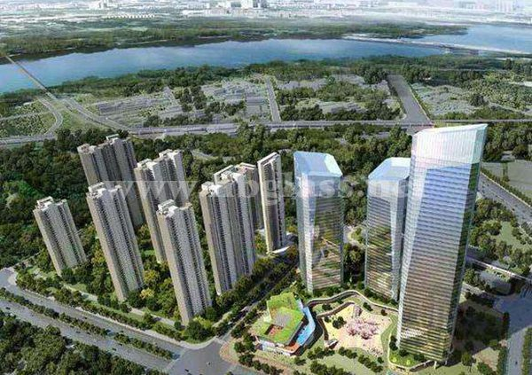 武汉时代·新世界