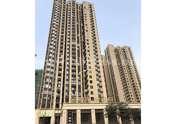 重庆金融街项目
