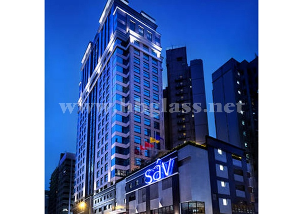香港伟业街项目