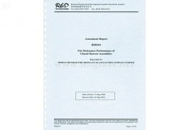 防火门系统 英标 评估香港